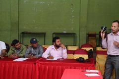 भक्तपुरकामा पाँचदिने ब्यवशायिक फोटो पत्रकारिता तालिम सुरु