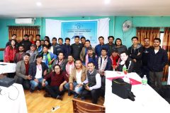 एनएफपीजे कास्कीद्वारा पोखरामा व्यावसायिक फोटो पत्रकारिता प्रशिक्षण