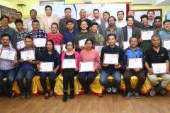नेपाल लाइफ राष्ट्रिय फोटो पत्रकारिता अवार्ड २०७५ को उत्कृष्ट पाँच मनोनयन सार्वजनीक
